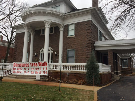 The South Wood County Historical Museum will host its 2016 Christmas Tree Walk Dec. 3, 4, 9 and 10 in Wisconsin Rapids.