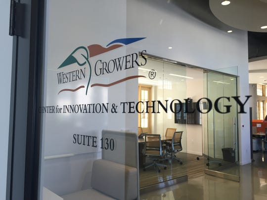 The Western Growers Association Center for Innovation