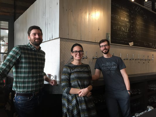 Silver Lake Brewing Project