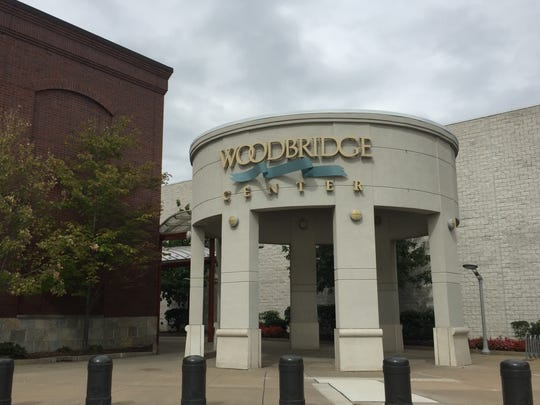 Woodbridge Center mall in Woodbridge.