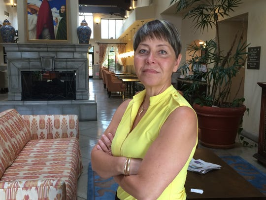 SueAnn Lemon manages four hotels in the Tucson area.