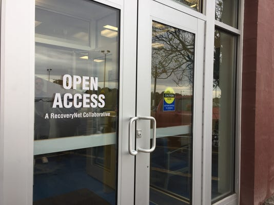Open Access door