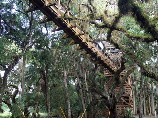 Sarasota is home to Myakka River State Park, one of