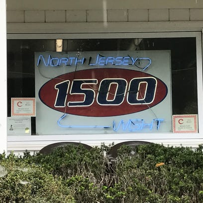 The home of WGHT Radio on Lincoln Avenue in Pompton