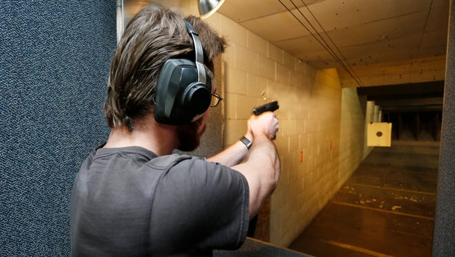 A recent IUPUI study that shooting at firing ranges can lead to too-high blood lead levels.