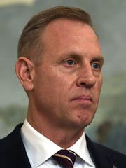 Acting Defense Secretary Patrick Shanahan