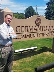Eric Newsome is the new executive director of the Germantown Community Theatre.