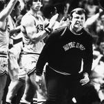Digger Phelps is enjoying a Notre Dame run that last occurred when he was coaching in 1979.
