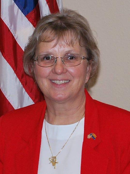 State Superintendent Diane Douglas