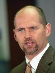 Pottawattamie County Attorney Matt Wilber