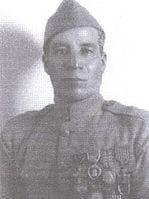 U.S. Army Pvt. Marcelino Serna