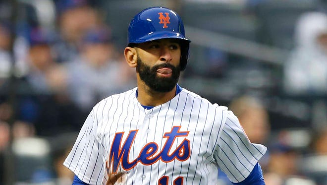Veteran slugger Jose Bautista was released by the Atlanta Braves earlier this month and picked up by the New York Mets.