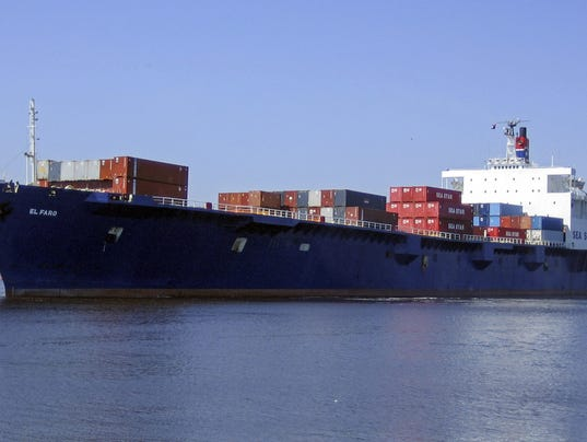 EPA AT SEA MISSING SHIP DIS TRANSPORT ACCIDENT ---