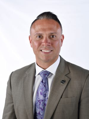 Matthew Fagiana, 2017 Knoxville Business Journal 40 Under 40 honoree.