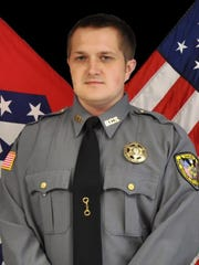 Baxter County deputy Craig Gates