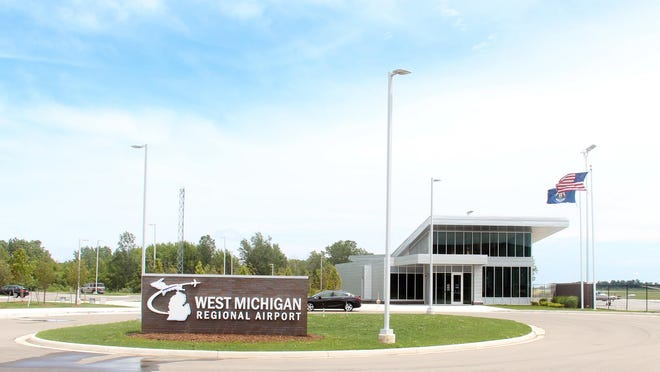 The West Michigan Regional Airport is looking to hire an airport director to replace part-time staff that have been managing the airport authority.