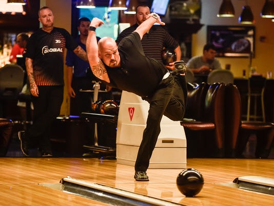Andrew Kennedy at PBA Greater Marion Central Open at bluefusion