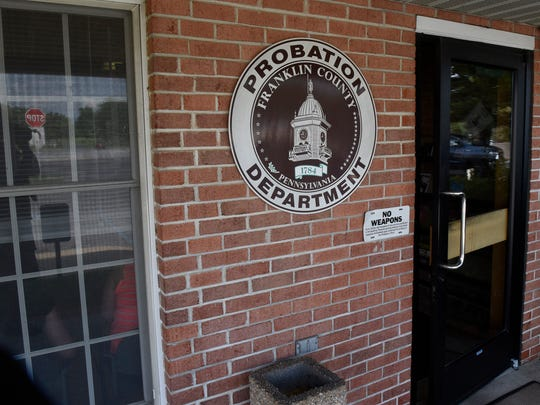 Franklin County Adult Probation is located at 440 Walker Road, Chambersburg.