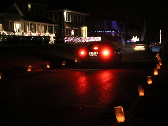 MORNINGSIDE LUMINARIAS: 6 to 9 p.m. Dec. 14 & 15, Morningside neighborhood. Drive through the beautiful Morningside neighborhood to view the candle light. Rain dates are Dec 21 and 22.