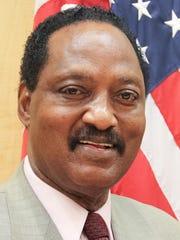 Rockland Legislature Chairman Toney Earl of Hillcrest, D-Hillcrest.