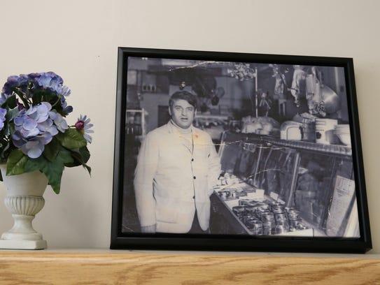 A photo of William Mammoliti, founder of Calabresella
