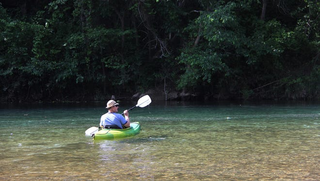 Outfitters serving the Jacks Fork and Current rivers will be able to reopen beginning May 9.