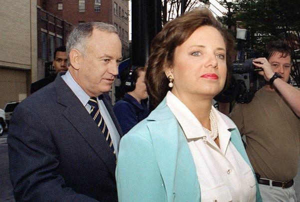 John and Patsy Ramsey