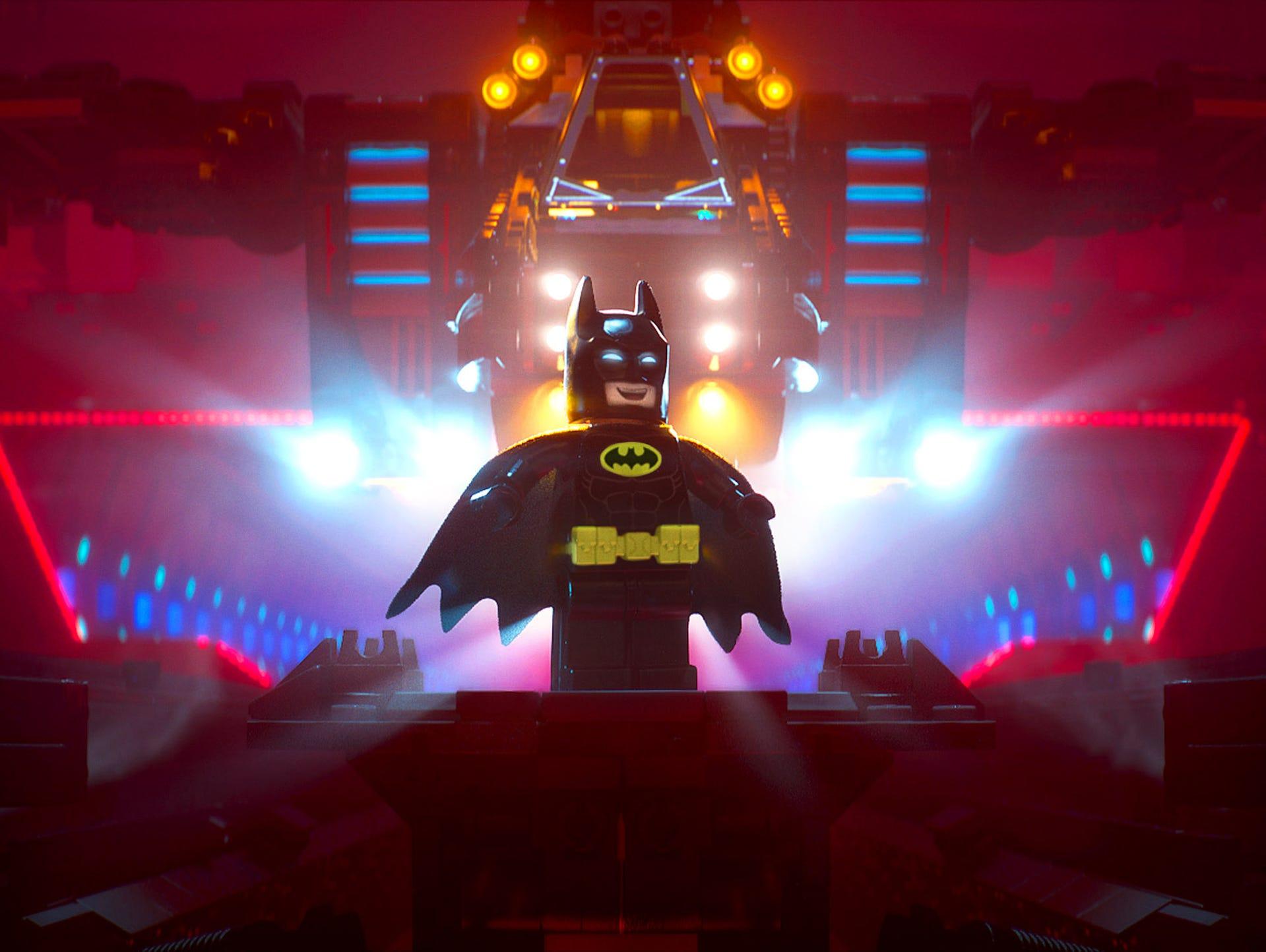 First Look: The LEGO Batman Movie
