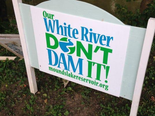 Don't dam White River