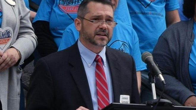 "Jason Umstot, superintendent of the Licking County Board of Developmental Disabilities, was shocked by the language used by opponents of proposed group homes to describe the youths his board serves. ""I heard 'sex offenders,' I heard 'criminals,' I heard 'future rioters,''' Umstot said about the Liberty Township Zoom meeting on June 8."