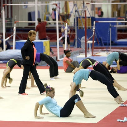 U.S. gymnasts: Sport rife with verbal, emotional abuse