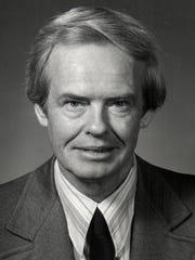 Jim Herrington in 1981.