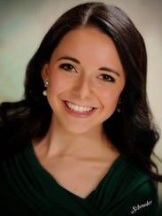 Miss Green Bay Courtney Pelot