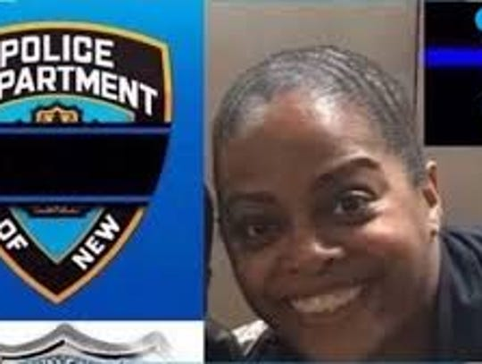 NYPD Officer Miosotis Familia  killed by gunman in