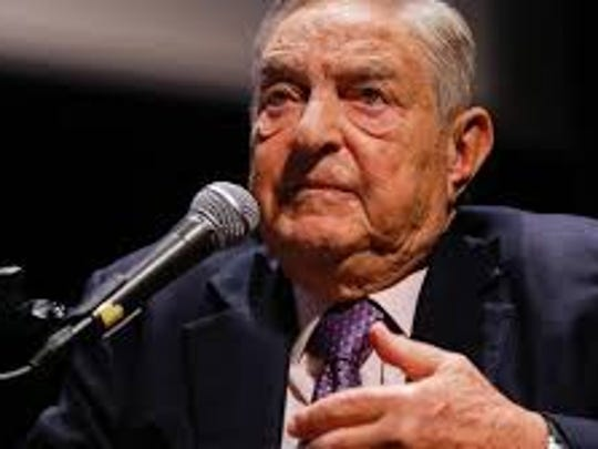 Hedge fund billionaire and Democratic supporter George Soros