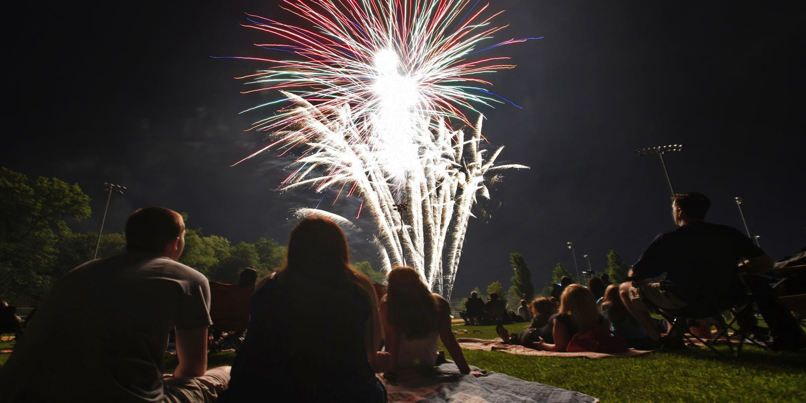 Fireworks: Where to watch in Bergen County