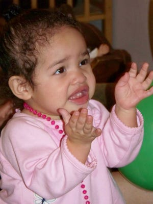 Za'Naya Flores starved to death in January 2012.