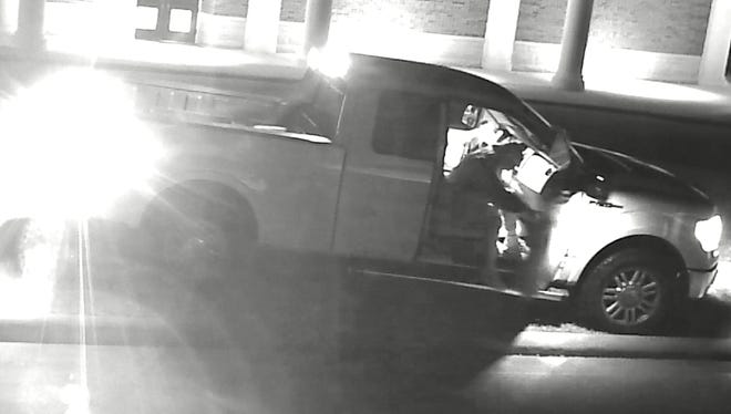 Franklin police are trying to identify suspects wanted in a vandalism incident at Battle Ground Academy in Franklin.