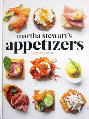"""Martha Stewart's Appetizers"" cookbook"