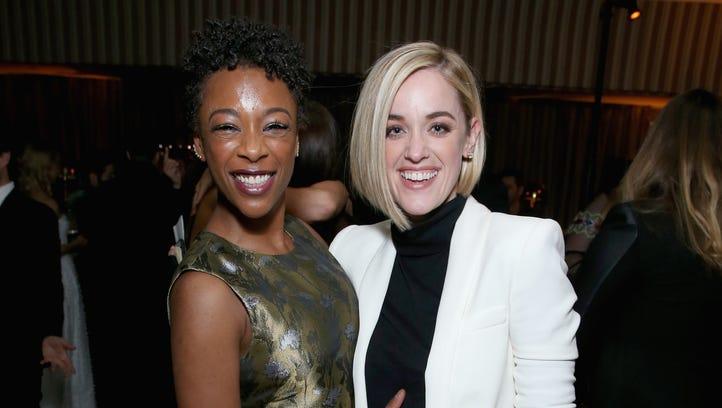 Samira Wiley and writer Lauren Morelli are newlyweds!