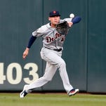 JaCoby Jones makes Detroit Tigers' outfield dilemma difficult