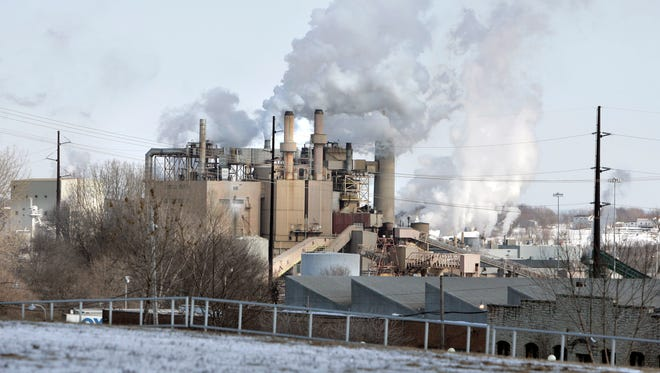Expera Specialty Solutions, a manufacturer of specialty paper products, announced Thursday that it is establishing its corporate headquarters in Kaukauna. Pictured is the Thilmany paper mill in Kaukauna.