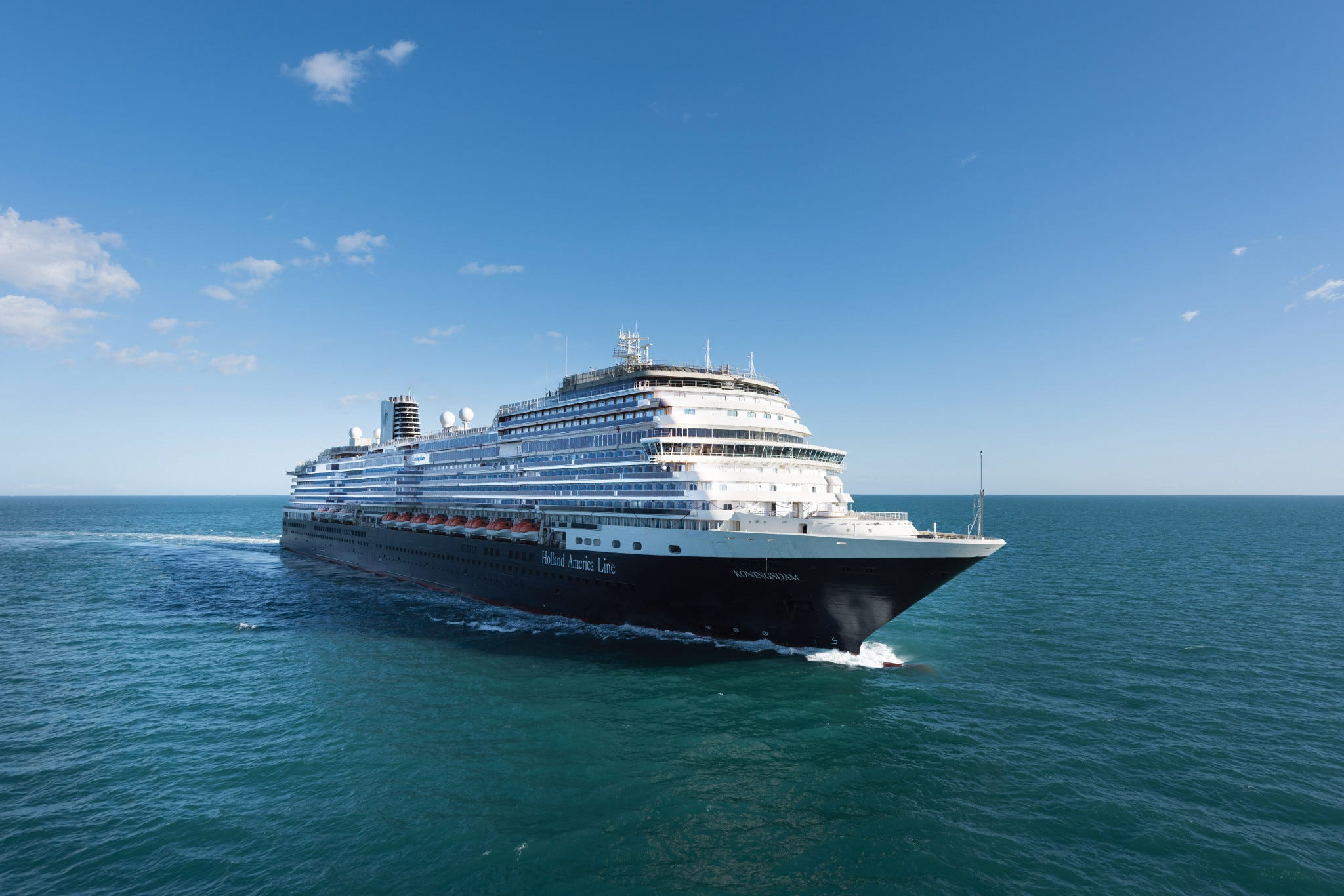 Another cruise line gets stricter with