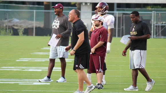 Mississippi State will hold open practices to begin its preparation for the Orange Bowl.