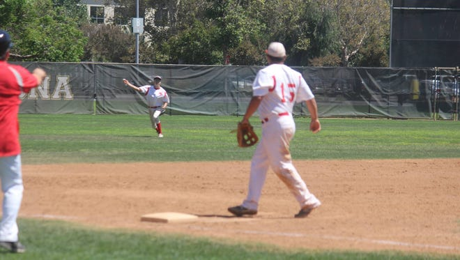 The Power fell to the Inland Valley Pirates by a score of 2-1