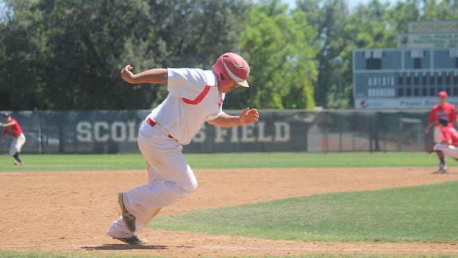 The Palm Springs Power are moving on to another SCCBL Championship Series.