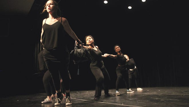 'Let Us Walk', put on by Rogue Productions, provides a social commentary on the #blacklivesmatter movement through dance.