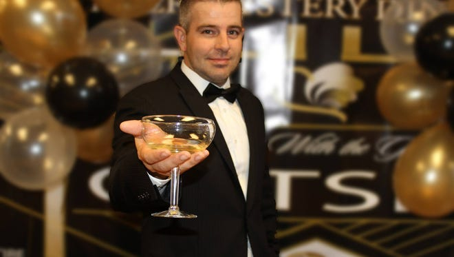 """Brandon Ormonde - Atty. Horswill, Mederos & Soares plays host to """"An Evening with the Great Gatsby."""""""