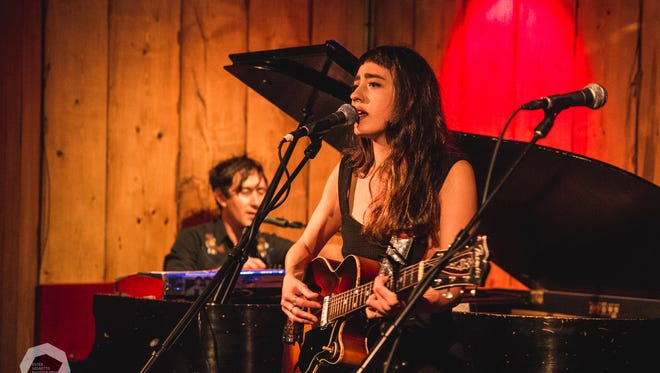 """Victoria Reed will play the Detroit Music Awards in the wake of her debut album, """"Chariot."""""""