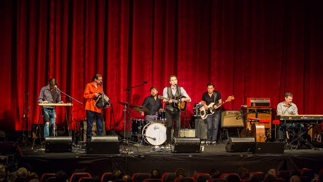 Steppin' In It have booked their first Lansing show with their original members in five years.